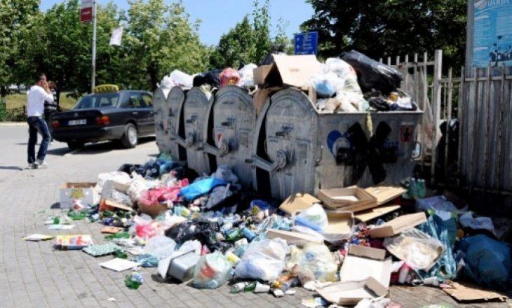 Komuna e Prishtinës paralajmëron aksion për mbledhjen e mbeturinave
