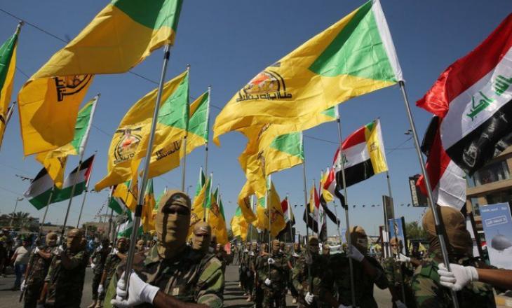 SHBA-të sulme ajrore mbi milicitë e mbështetura nga Irani