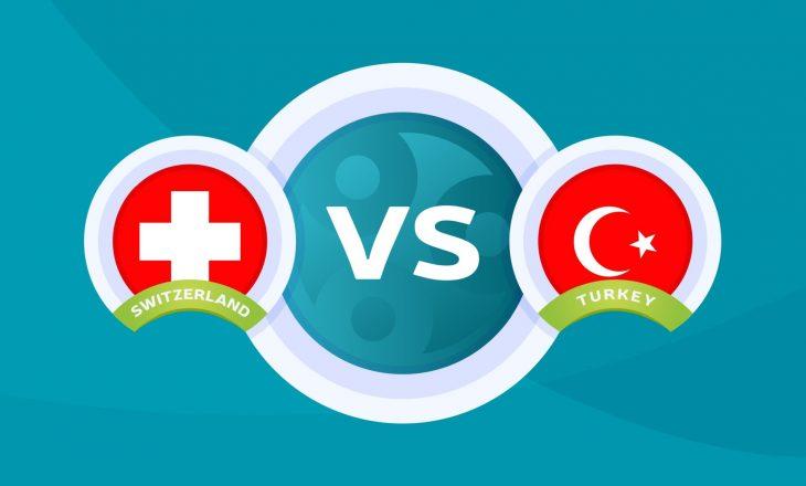 LIVE EURO 2020: Zvicra 3-1 Turqia