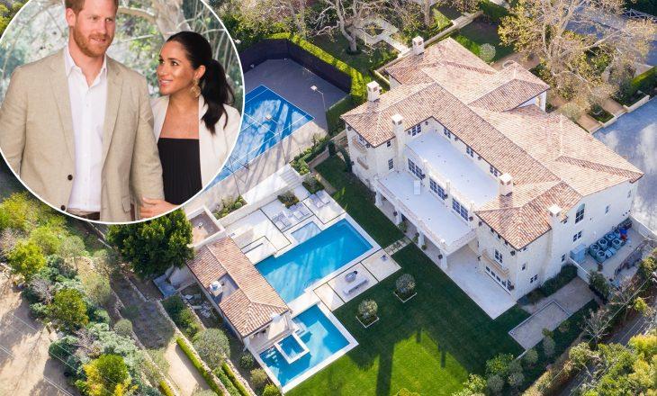 Gjenden eshtra njerzish te shtëpia e princit Harry dhe Meghan në Los Angelos
