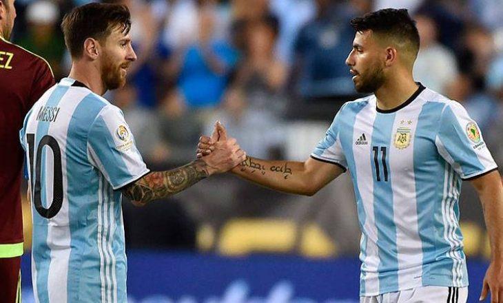 Shoqëria Messi-Aguero e cila i mbijetoi viteve