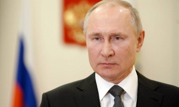 Putin thotë se mezi pret të bisedojë me Bidenin