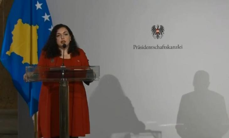 Osmani: BE-ja t'ia bëjë të qartë Serbisë se janë dy rrugë, ose me Evropën ose me Rusinë