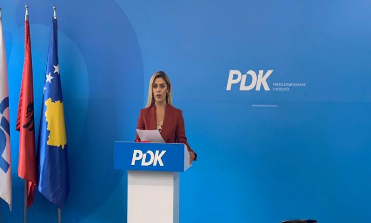 PDK për shkarkimin e Valdete Dakës: Vjosa Osmani zbatoi urdhrin e Albin Kurtit