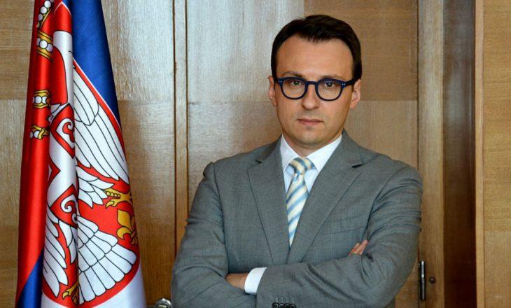 Petkoviq: Borrelli do ta njoftojë Bidenin për detajet e takimit me Kurtin e Vuçiqin