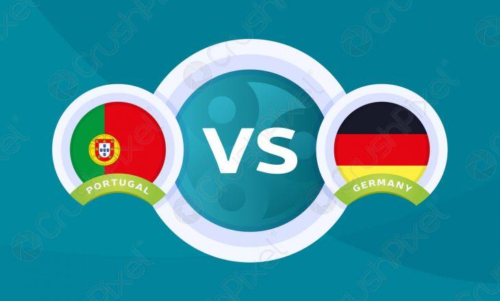 Portugali – Gjermani: Formacionet zyrtare