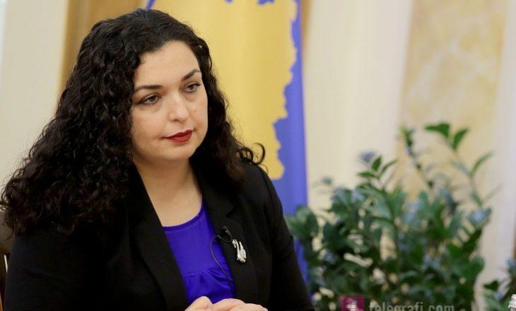 Presidentja Osmani ia vazhdon mandatin EULEX-it edhe për një vit