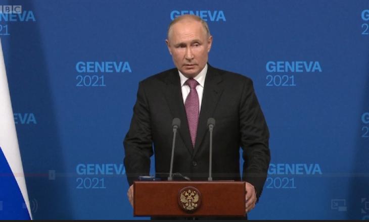 Putin: Takimi me Biden ishte miqësor – Navalny e ka shkelur ligjin