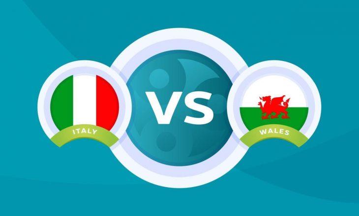 LIVE EURO 2020: Itali 1-0 Uellsi