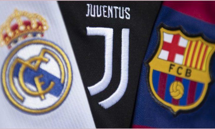 UEFA pezullon procesin disiplinor kundër klubeve për Super Ligën e Evropës