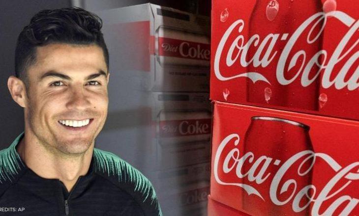 UEFA i përgjigjet gjestit të Ronaldos i cili hoqi shishet e Coca-Cola nga konferenca