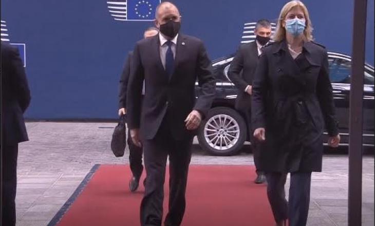 Radev: Rruga e Maqedonisë së Veriut për në BE, kalon përmes dialogut me Bullgarinë