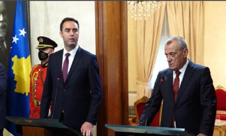 Takimi Konjufca-Ruçi: Serbia kreu krime lufte – UÇK duhet të mbrohet