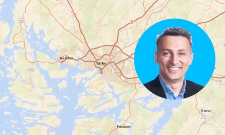 Sadri Beqiri – mitrovicasi që garon të dielën në Finlandë për të ri-marrë postin e asamblistit