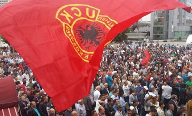 OVL e UÇK-së organizon protestë më 12 qershor