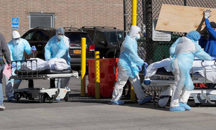 431 të vdekur nga COVID-19 në SHBA