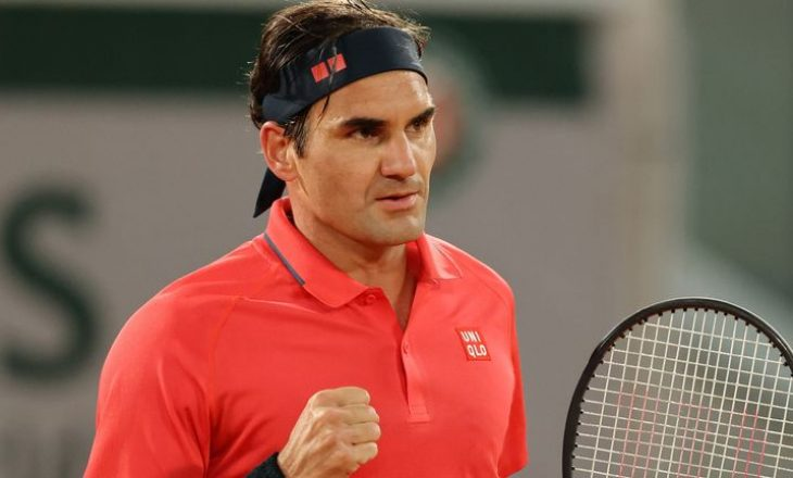 """Roger Federer detyrohet të tërhiqet nga """"French Open"""" shkaku i lëndimit"""