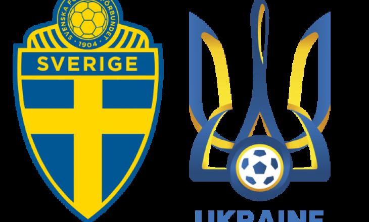 Suedi – Ukrainë: Formacionet zyrtare