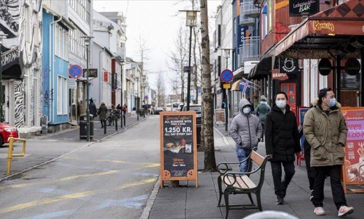 Islanda heq të gjitha masat anti-COVID-19