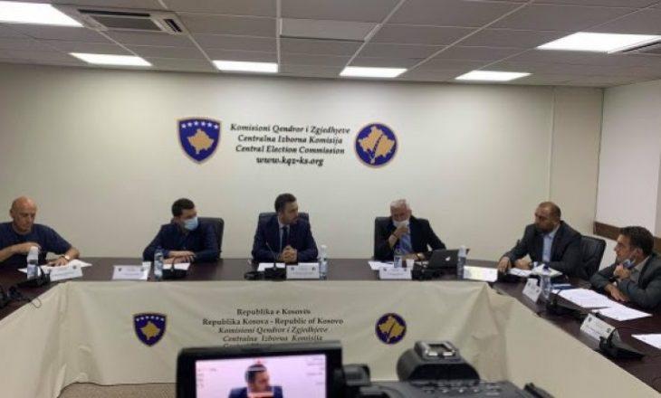 KQZ iu vendos kufizime në shpenzime partive politike për zgjedhjet lokale