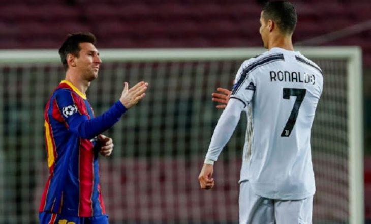 """""""Çfarë të them për Ronaldon, ai dhe Messi janë nga një tjetër planet"""""""