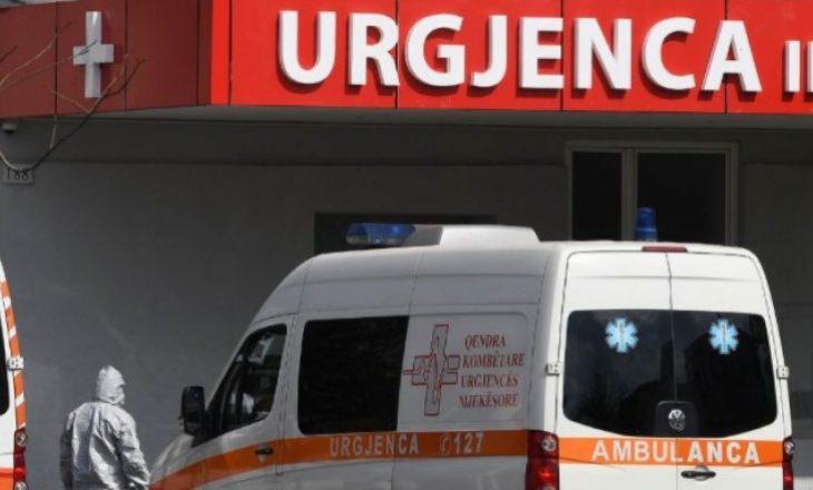 Pesë raste të reja me COVID-19 në 24 orët e fundit në Shqipëri