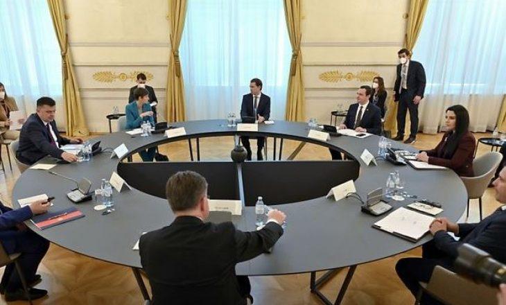 Nis Samiti i Ballkanit Perëndimor në Vjenë