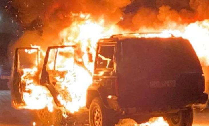 Kjo është arsyeja e djegies së veturës së Mefail Bajqinovcit