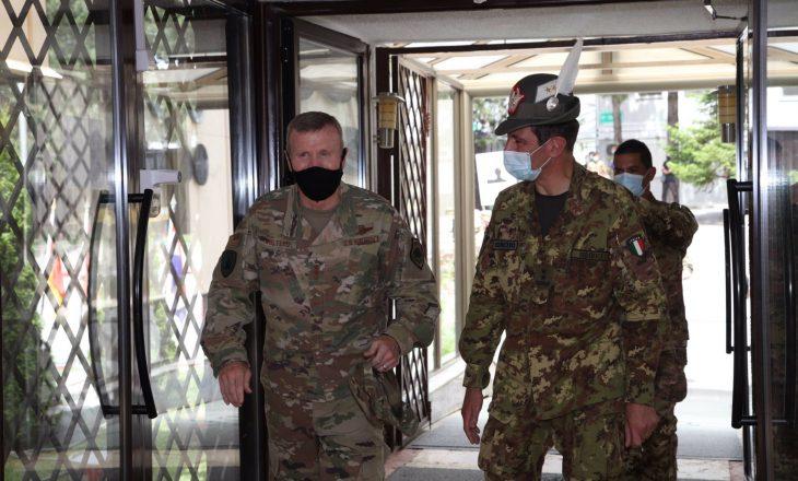 """""""KFOR-i ka rol kryesor në ruajtjen e sigurisë në Ballkanin Perëndimor"""""""