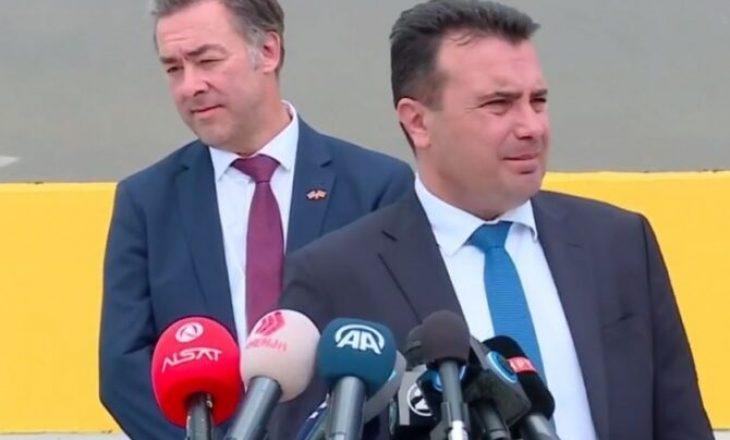 Zoran Zaev nesër në Sofje