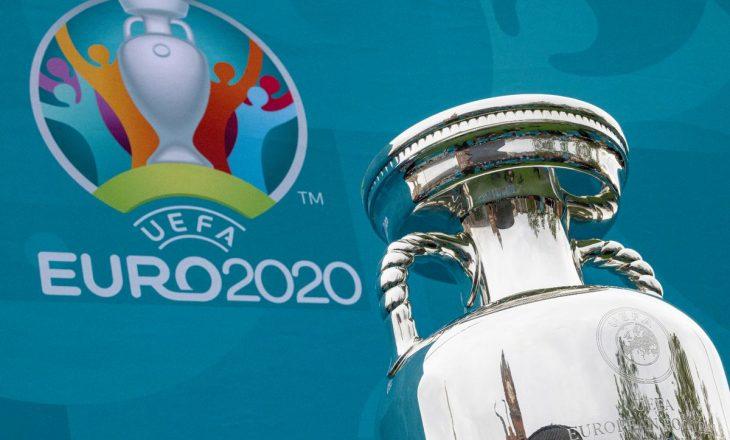 """Ky do të jetë numri i tifozëve për ndeshjen finale të """"EURO 2020"""""""
