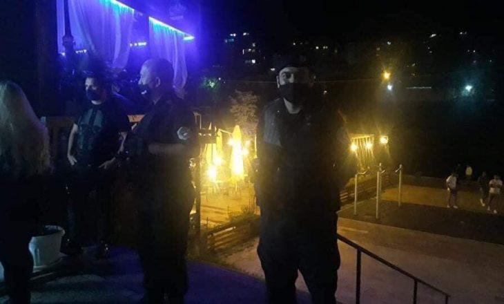 Mitrovicë: Aksion i gjerë i policisë pas ankesave të banorëve për zhurmë