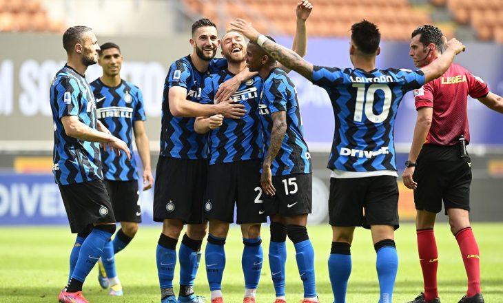 Inter shkëputë kontratën me mesfushorin e saj