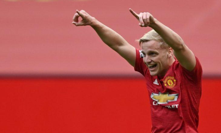 Van de Beek në radarin e klubit spanjoll