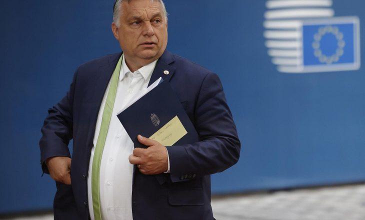 """""""Dveri"""" i shkruan letër kryeministrit hungarez, i kërkon tërheqjen e njohjes së Kosovës"""