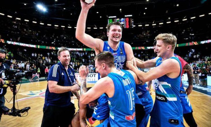 Sllovenia për herë të parë në Lojërat Olimpike Verore