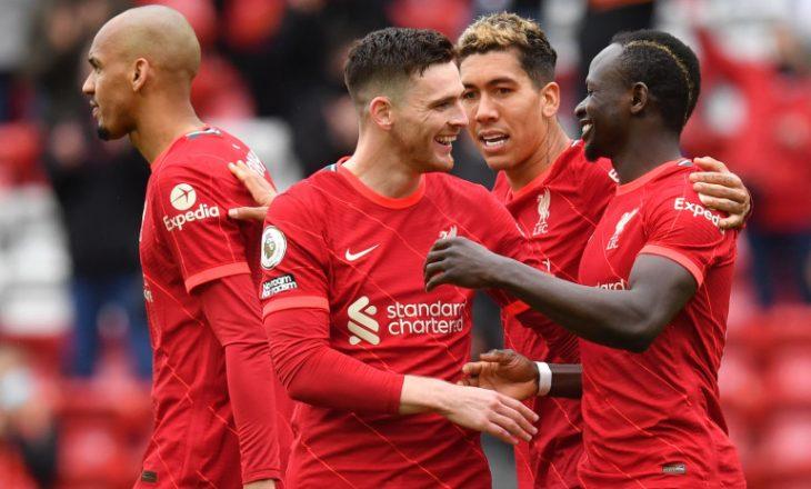 Liverpool bën gati ofertën për mesfushorin e Atletico Madrid