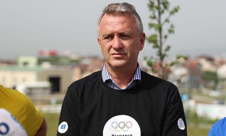 Eroll Salihu zgjedhet kryetar i Komisionit të Arbitrazhit Sportiv