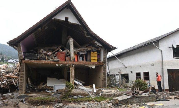 Mbi 150 persona ende nuk janë gjetur shkaku i përmbytjeve në Gjermani