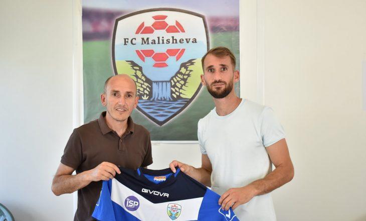 Azem Bejta njofton largimin nga Malisheva vetëm një javë pasi u transferua te klubi
