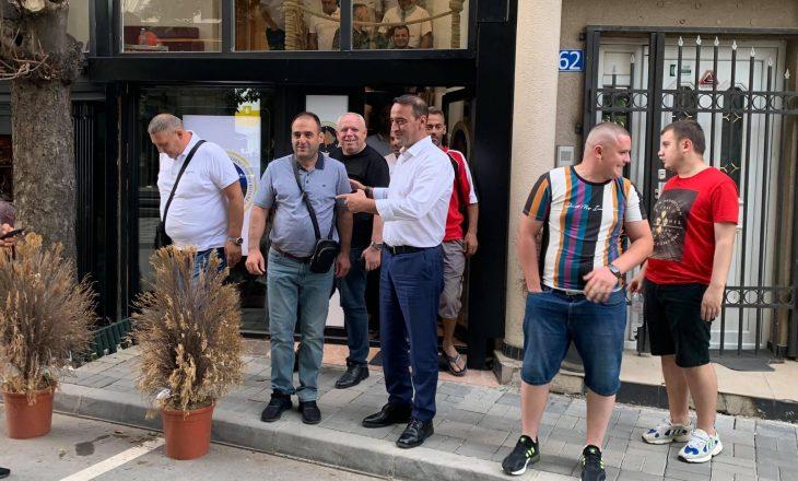 Nëndega e parë e PDK-së në Prishtinë i bashkohet Daut Haradinajt
