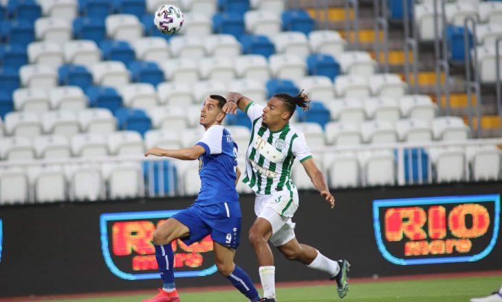 Prishtina përfundon aventurën e saj në Ligën e Kampionëve, humb ndaj Ferencvaros