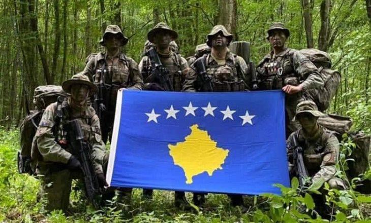 """""""Detyra jonë kryesore, mbrojtja e sovranitetit dhe integritetit territorial të Kosovës"""""""