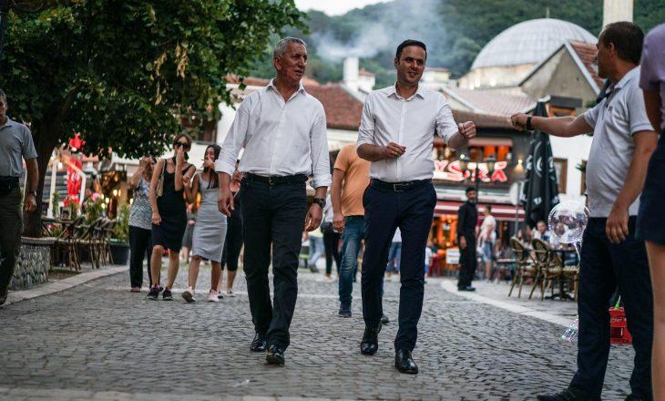 Anton Quni kandidat i LDK-së për kryetar të Prizrenit
