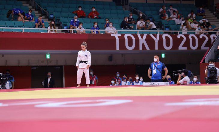 Distria Krasniqi arrin finalen e Lojërave Olimpike