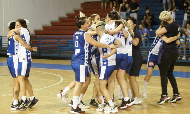 Basketbollistet e Kosovës kalojnë në gjysëmfinale, përballen me Irlandën