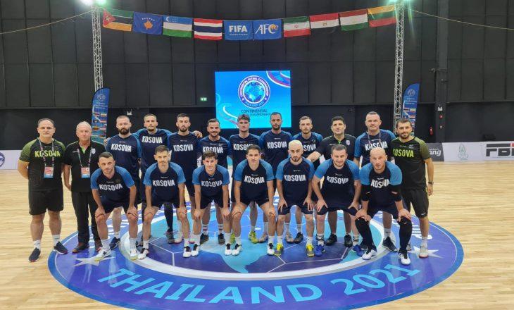 Kosova merr pjesë në turneun që do të zhvillohet në Tajlandë