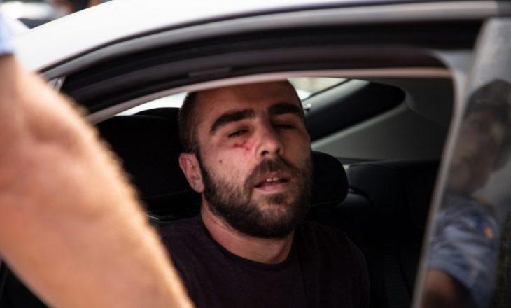 """""""Policia, nën urdhërat e Kurtit ka arrestuar dhe lënduar brutalisht aktivistë të PSD-së"""""""