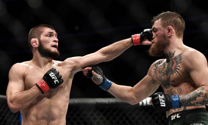 """Khabib për McGregor: """"Paratë dhe fama tregojnë se kush je"""""""