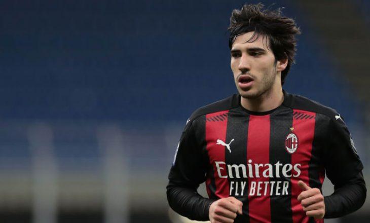 Milan arrinë marrëveshje për transferimin e Sandro Tonalit